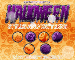 Halloween Styles and Patterns