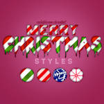 Merry Christmas Styles