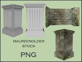STOCK PNG pedestal by MaureenOlder