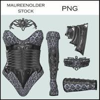 STOCK PNG costume 3 by MaureenOlder