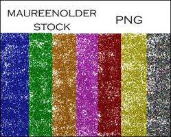 STOCK TEXTURE glittery glitter by MaureenOlder