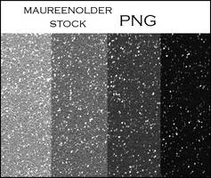 STOCK TEXTURE glittery greys by MaureenOlder