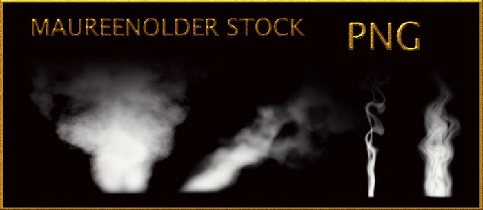 STOCK PNG white smoke