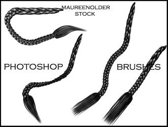STOCK PHOTOSHOP BRUSHES hair 5