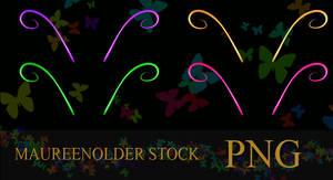 STOCK PNG neon antenna 2