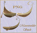 STOCK PNG fantasy boat