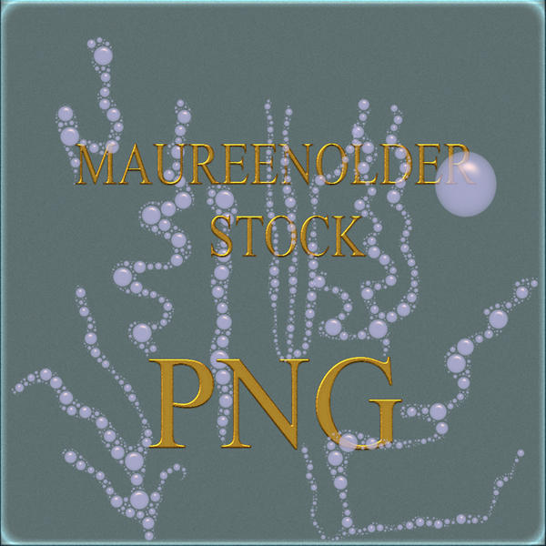 STOCK PNG bubble streams by MaureenOlder