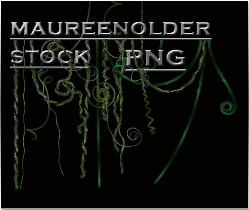 STOCK PNG vines by MaureenOlder