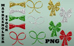 STOCK PNG bows
