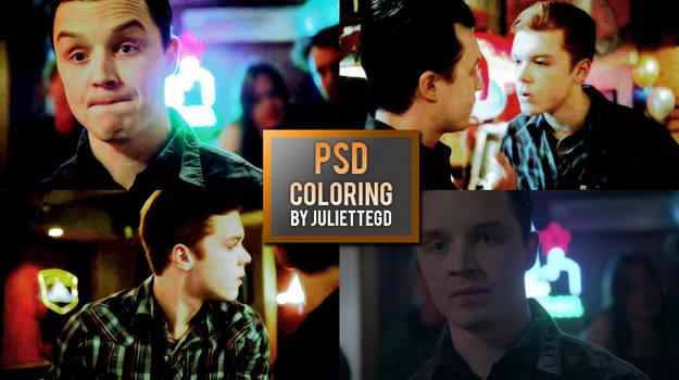 PSD #23 by Juliette