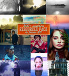 300+ Watchers Resources Pack by JulietteGD