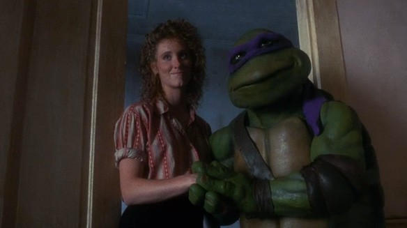 April And Donnie Tmnt 1990 Movie By Lullabystars On Deviantart
