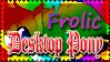 Frolic Desktop Pony by Creshosk