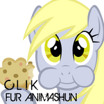 Derpy Eats A Muffin For Your Enjoyment