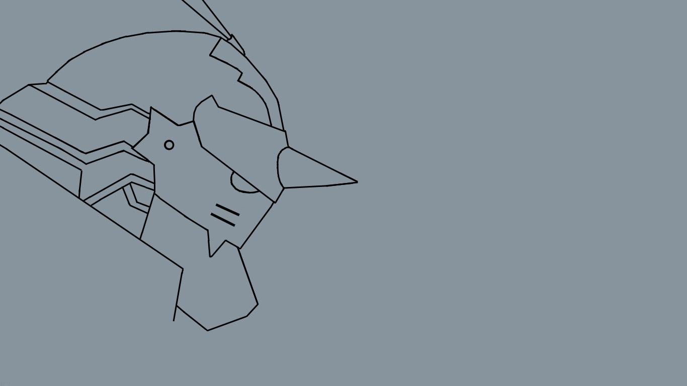 Alphonse Elric S Helmet Minimalistic Wallpaper By Brainfreezeman