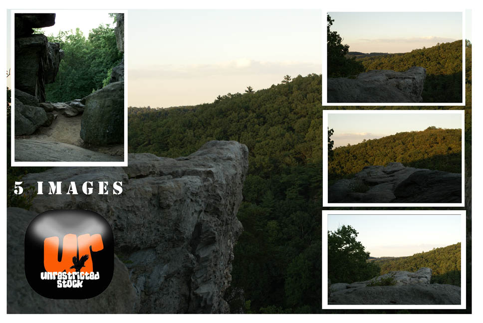 Cliffs and Crags Pack by Unrestricted-Stock