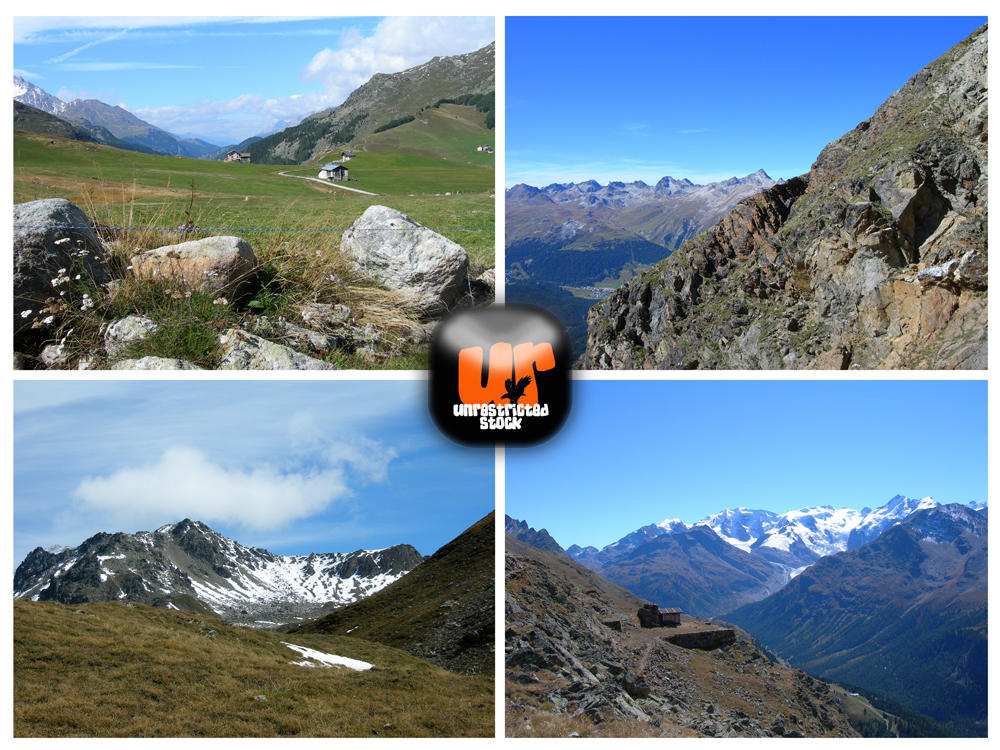Unrestricted Mountain Stock by Unrestricted-Stock