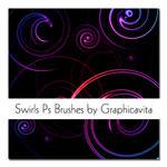 Swirls PS Brushes