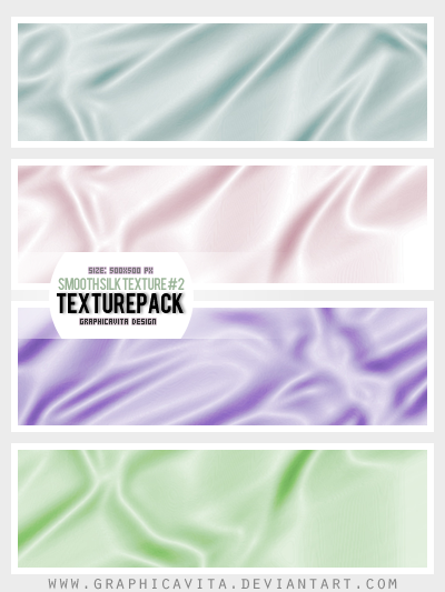 Smooth silk texture pack 2