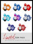 Lipstick Icon Pack