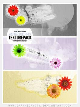 Vintage Flowers #1 [Texture Pack]