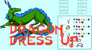 Dragon Dresss Up