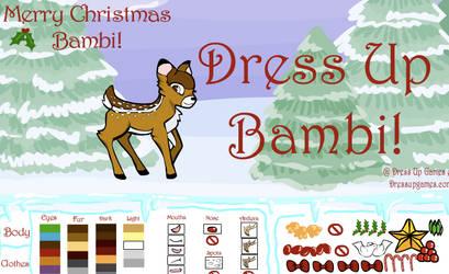 Dress Up Bambi