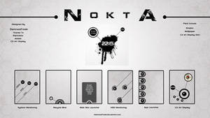 N-o-k-t-A by DarknesFreak