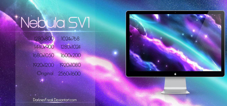Nebula SV 1 by DarknesFreak