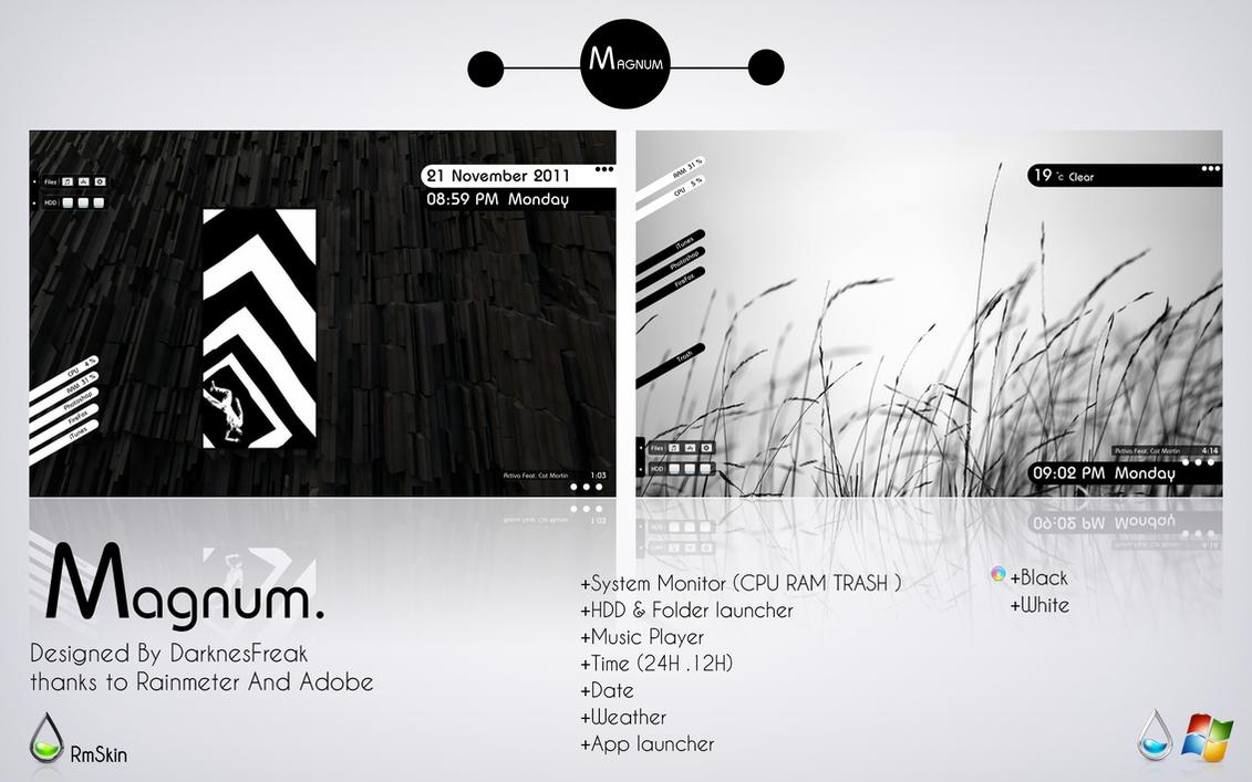 Magnum by DarknesFreak