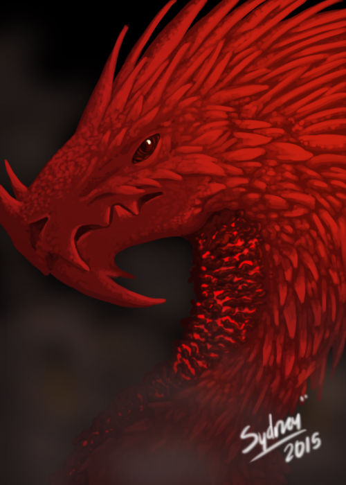 Quill/Cinder Dragon 2015