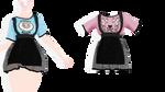 MMD - Sims 4 BOKI - Mini Dress