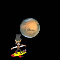 Professor Fliegenubel von Mars