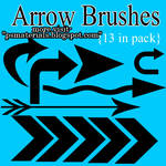 NEW ARROW BRUSHES