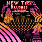 new tech brushes