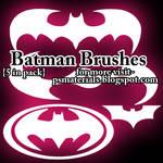 Batman brushes