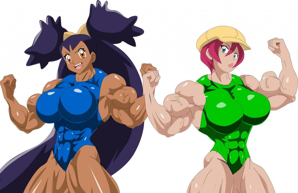 Anime Muscle Favourites By W-killer8 On DeviantArt