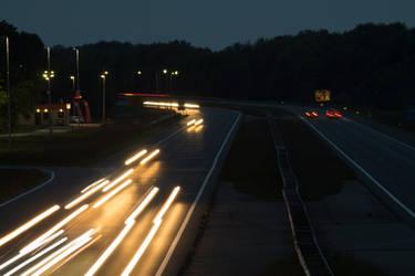 One-way-traffic by Marcodaz