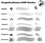 GIMP brushes 2016 set