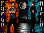 Twilight Saga-Fire VS Ice