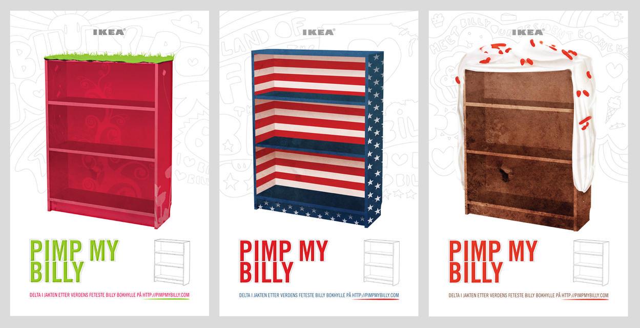 Pimp My Ikea pimp my billy by cine on deviantart