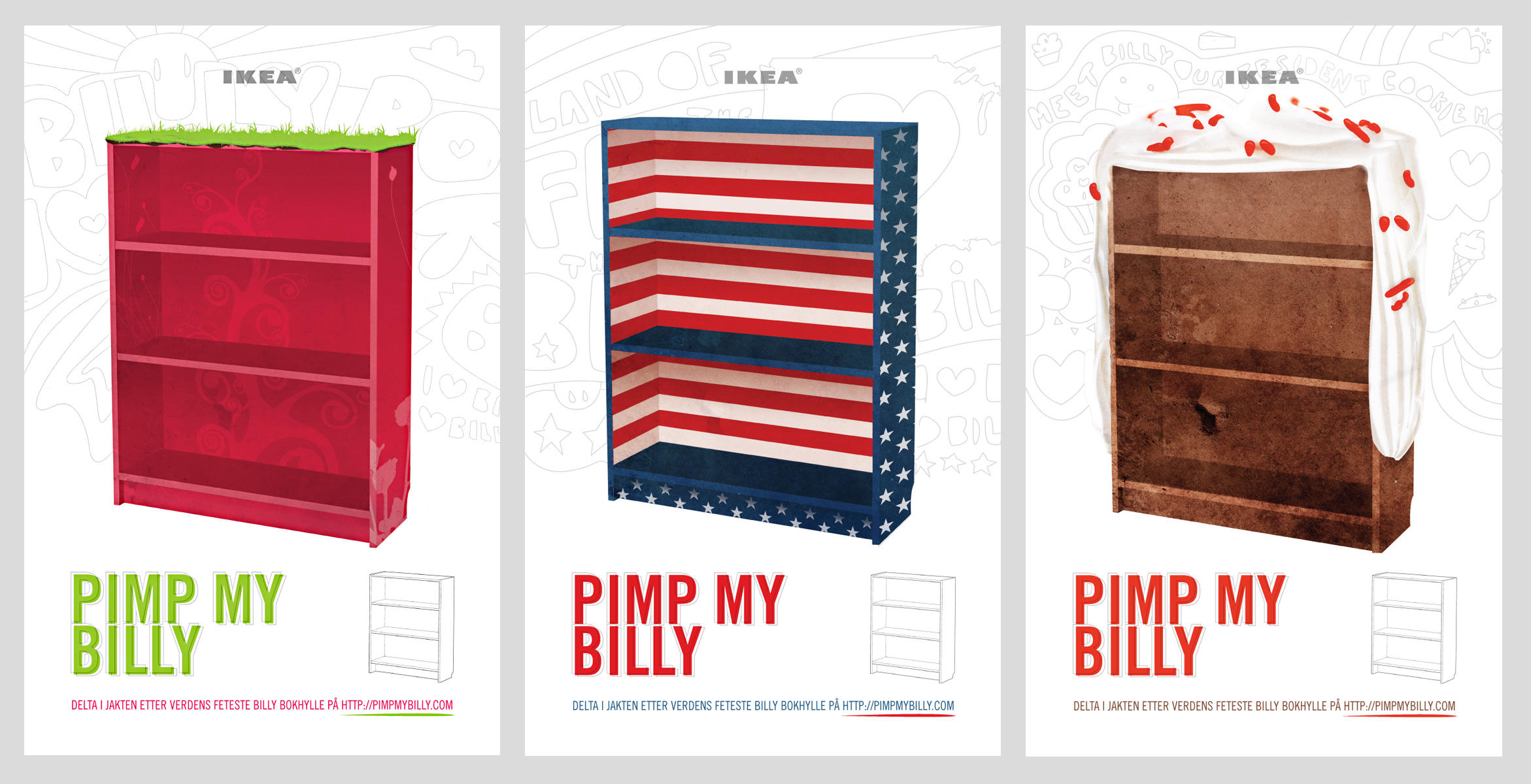 Pimp Ikea pimp my billy by cine on deviantart