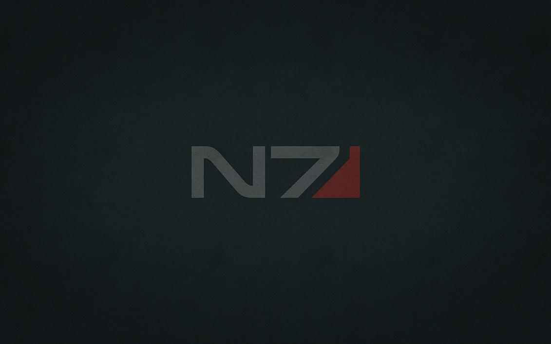 Mass Effect N7 by mattbrett