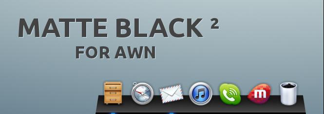 Matte Black 2 for AWN by Aeron-GT