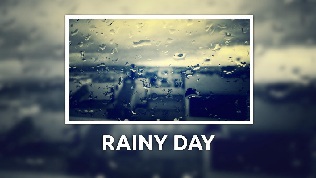 Rainy day by Aeron-GT