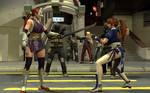 Kunimitsu DOA5/Tekken model release [GMOD]