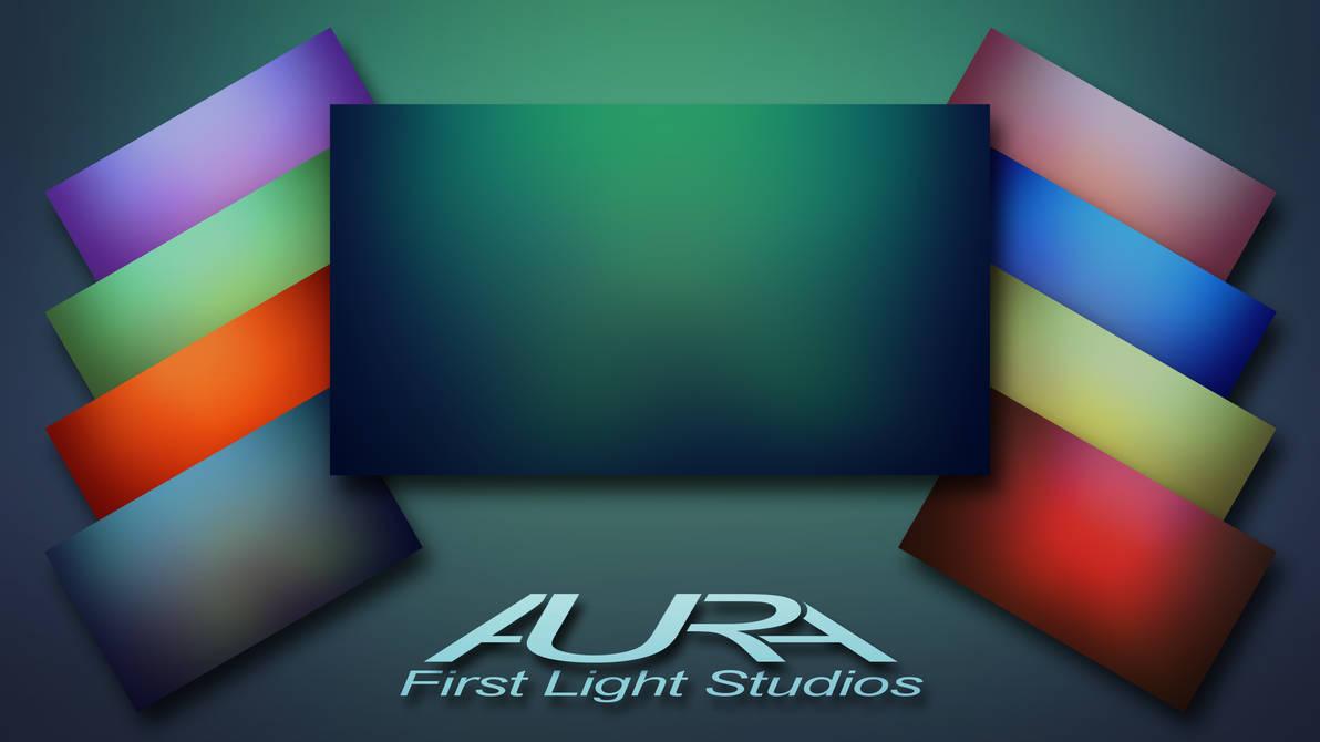Aura Wallpaper Pack by FirstLightStudios