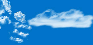 Cloud Brushes By Raye