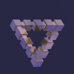 Impossible Triangle - Animation by eriban