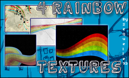 Rainbow Textures by SeQuelle93